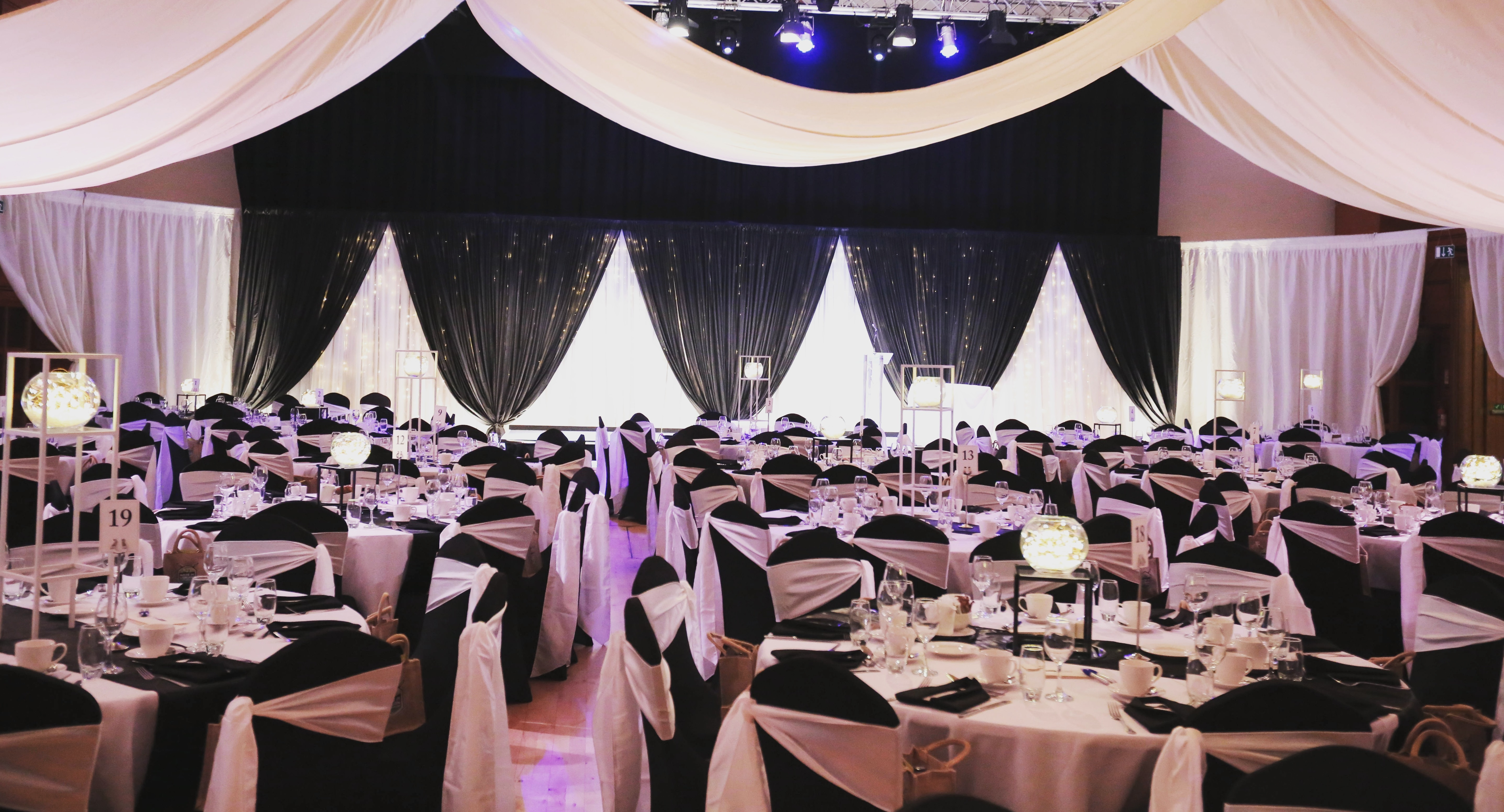 Gala dinners lagan valley island located in the heart of lisburn city in northern ireland lagan valley island is a wonderful event venue with so much to offer junglespirit Choice Image
