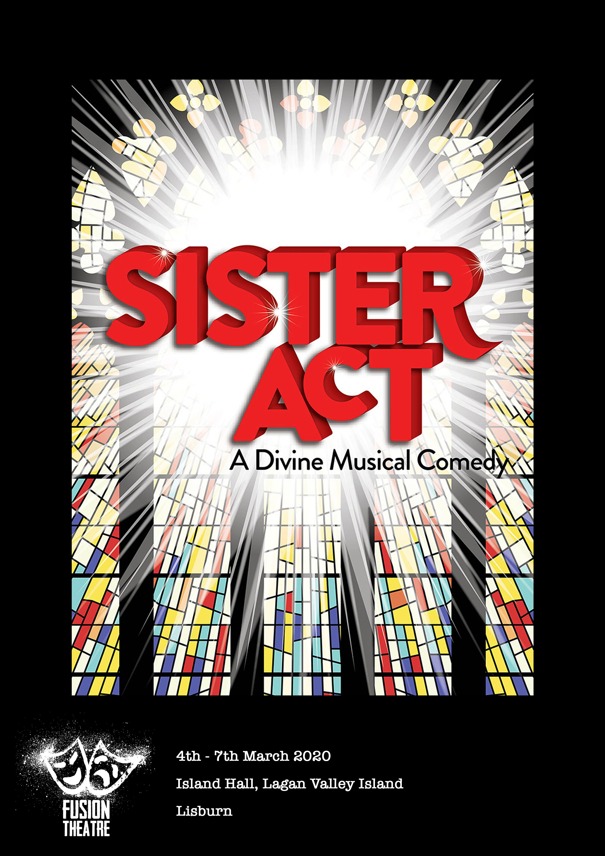 Enjoy A Pre-Show Meal Before Sister Act