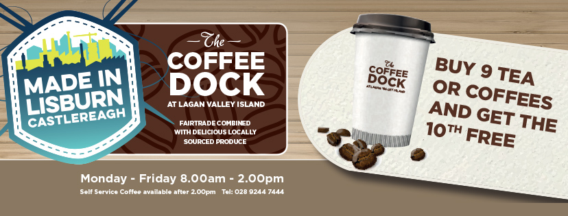 Made in Lisburn Castlereagh Coffee Dock